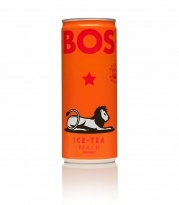 BOS Ice-tea - broskev